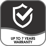 Sun Barrier 7 Years Warranty